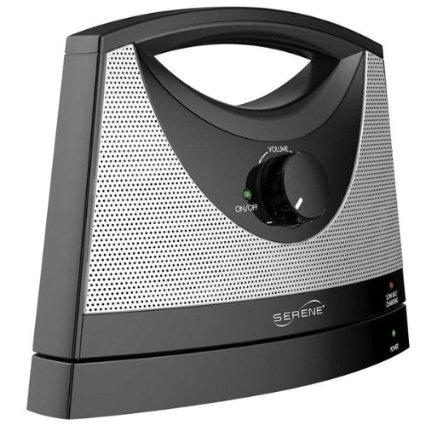Serene Innovations TV SoundBox Speaker Receiver