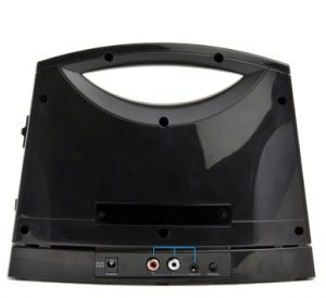 The back view of TV SoundBox® Wireless TV Speaker